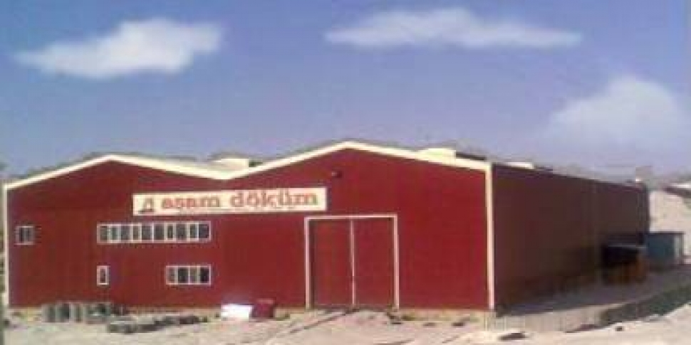 Asam Döküm Makina Model Ltd.Şti.